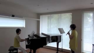真心ブラザーズの「ENDLESS SUMMER NUDE」をリコーダーとピアノ用にアレ...