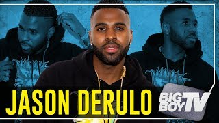Jason Derulo on His New Music, Acting Career and A Lot More!