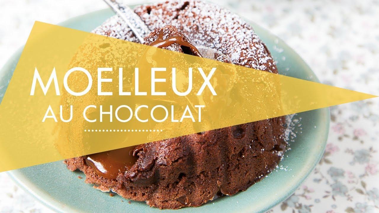 moelleux au chocolat recette cook expert magimix