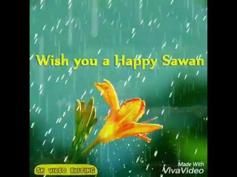 Happy sawan video