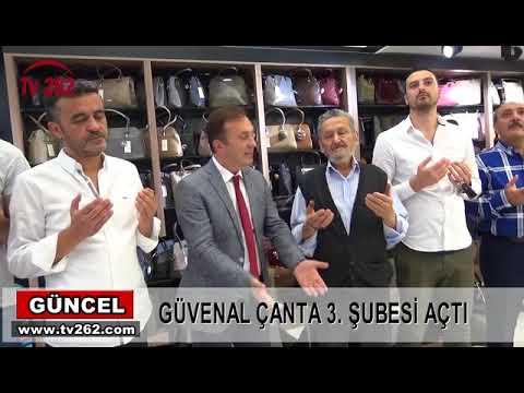 cb3f768c0e2da TV 262 - GÜVENAL ÇANTA 3. ŞUBESİNİ AÇTI - YouTube