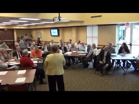 Spartanburg County Area Performance Planning Meeting 7-15-15
