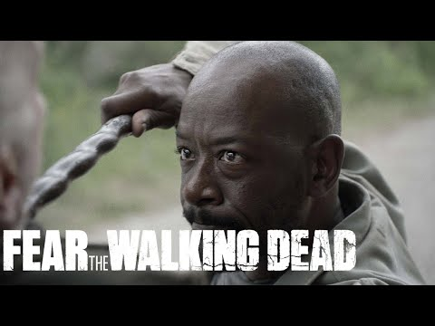 Fear the Walking Dead Season 5 Comic-Con Trailer