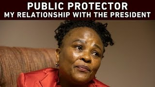 The Public Protector Busisiwe Mkhwebane has accused the president of failing to uphold the Constitution by not implementing her remedial action. She warned that her legal battles with President Cyril Ramaphosa could lead to a constitutional crisis. EWN's Clement Manyathela sat down with Mkhwebane in an exclusive wide-ranging interview.