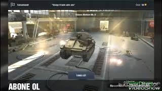 World Of Tanks Oynadım Bölüm #1