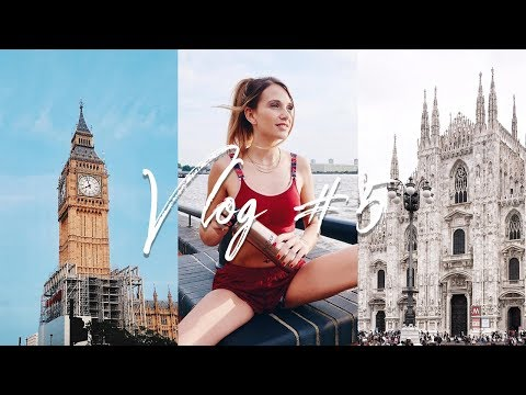 Vlog #5 Torniamo a Milano, ma prima Brick Lane e spiegazioni