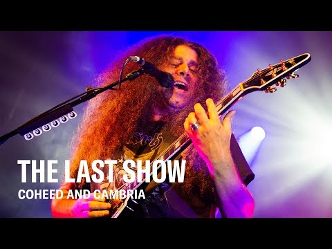 Coheed and Cambria's Claudio Sanchez on Last Shows Played Before COVID-19 Shutdown