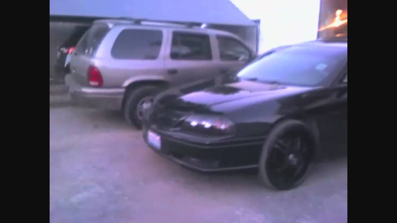 All Types 2004 impala ss indy edition : 2004 impala ss Blacked out - YouTube