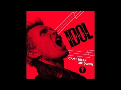 Billy Idol - Can't Break Me Down (Audio)