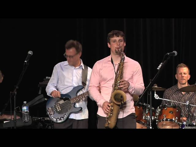 Richard Walton Group 'Live' 2014