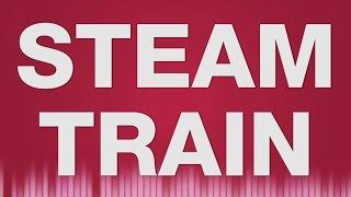 Steam Train SOUND EFFECT - Dampf Lokomotive Lok Whistle SOUND