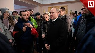 Путин об отставке Тулеева