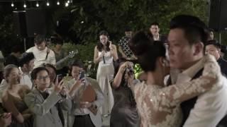 [Clip] วง Klear เซอร์ไพรซ์งานแต่งงาน (12.02.17)