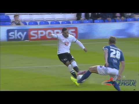 Tomasz Kuszczak's best saves in season 2015 2016 Birmingham FC