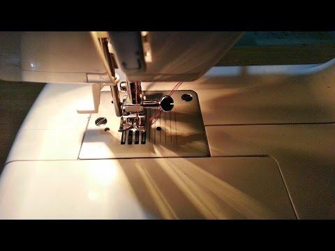 Улучшаем подсветку электрической швейной машинкииз YouTube · Длительность: 1 мин17 с