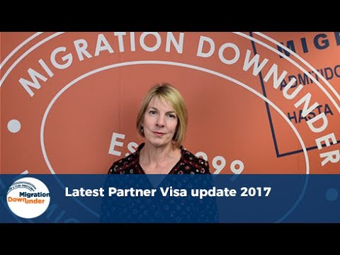 Latest Partner Visa News 2017