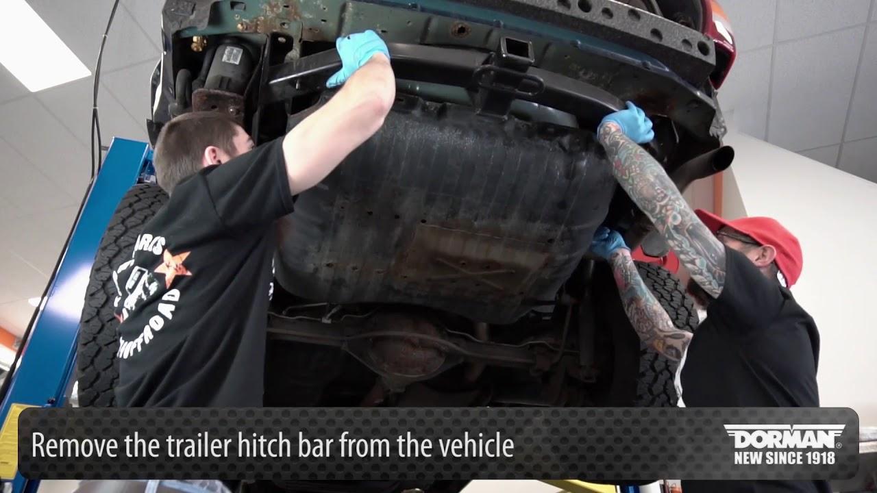 Grand Wagoneer 2018 >> 1999-2004 Jeep Grand Cherokee Fuel Tank Skid Plate ...