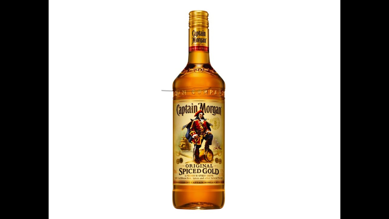 Captain Morgan's Spiced Rum - Tasting Notes - YouTube