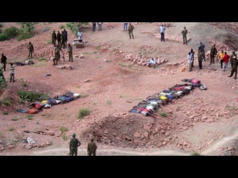 Al-Shabaab militants kill 36 in Kenya quarry