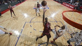Two-Way Player Billy Preston's Best Plays of 2018 NBA Summer League