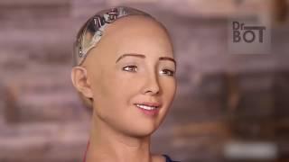 10 ROBOTS LES PLUS INCROYABLES   Dr Bot
