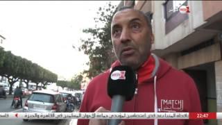 رأي الشارع الرياضي في حصيلة الرياضة المغربية في 2016
