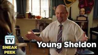Young Sheldon 2x06 Sneak Peek 1
