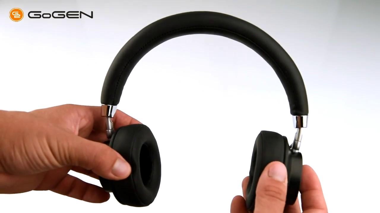 Produktové video k bezdrátovým sluchátkům HBTM 91 - YouTube 50df6a0386