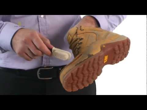 Как правильно ухаживать за велюровой обувью