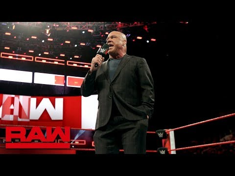 Ronda Rousey will sign her Raw contract at WWE Elimination Chamber: Raw, Feb. 12, 2018
