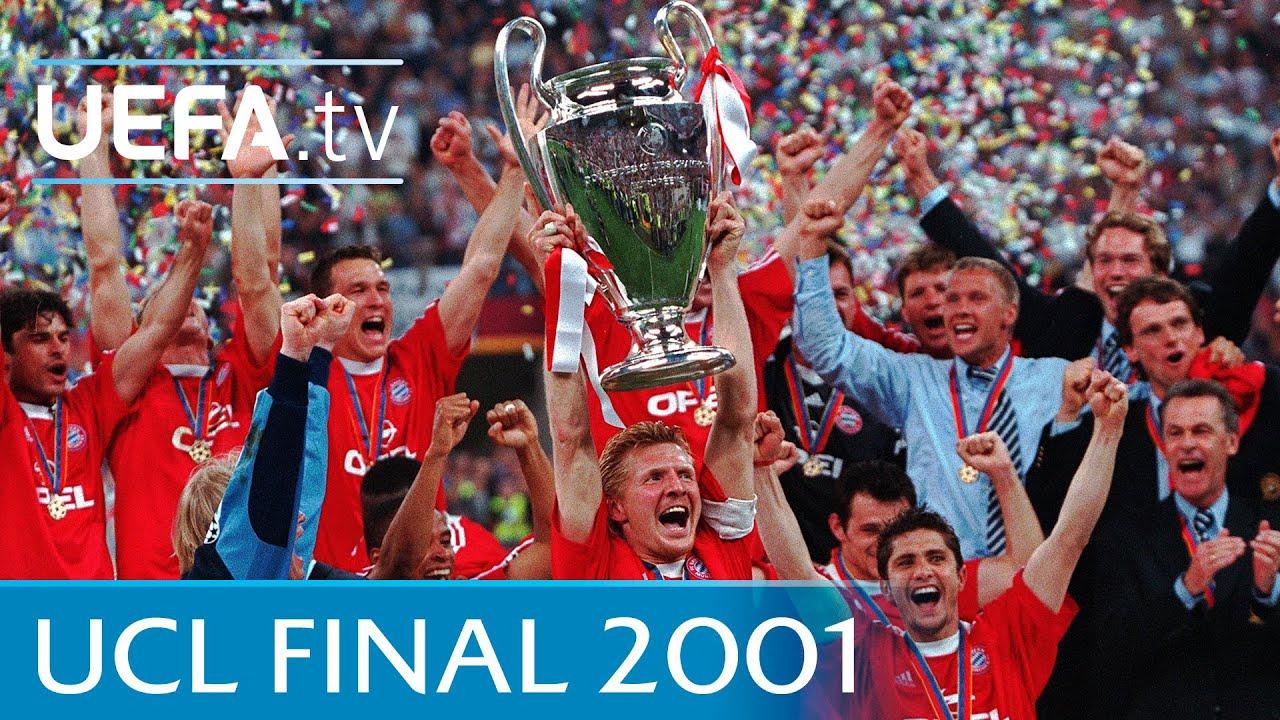 champions league finale 2000