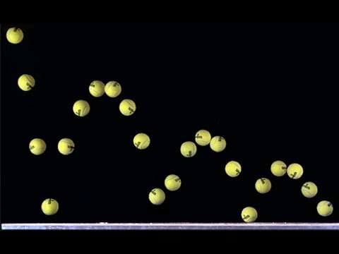 Bouncing Tennis Ball Sound Effect Youtube