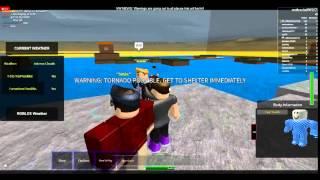 017. Let's Play Roblox! (Tornado Alley 2)