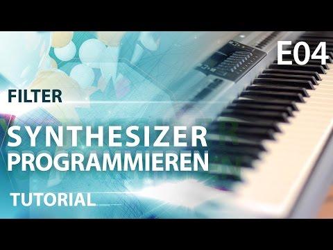 Synthesizer Sound Programmierung E04 - Filter