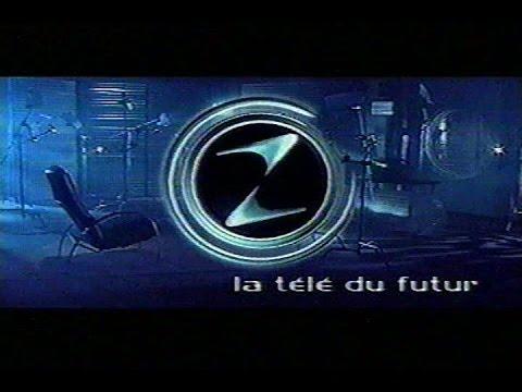 Canal Z (Ztélé) - ID #1 - 2000