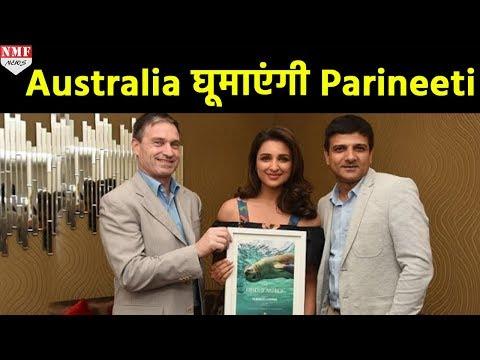 Parineeti Chopra Becomes First Indian woman Ambassador of Tourism Australia Mp3