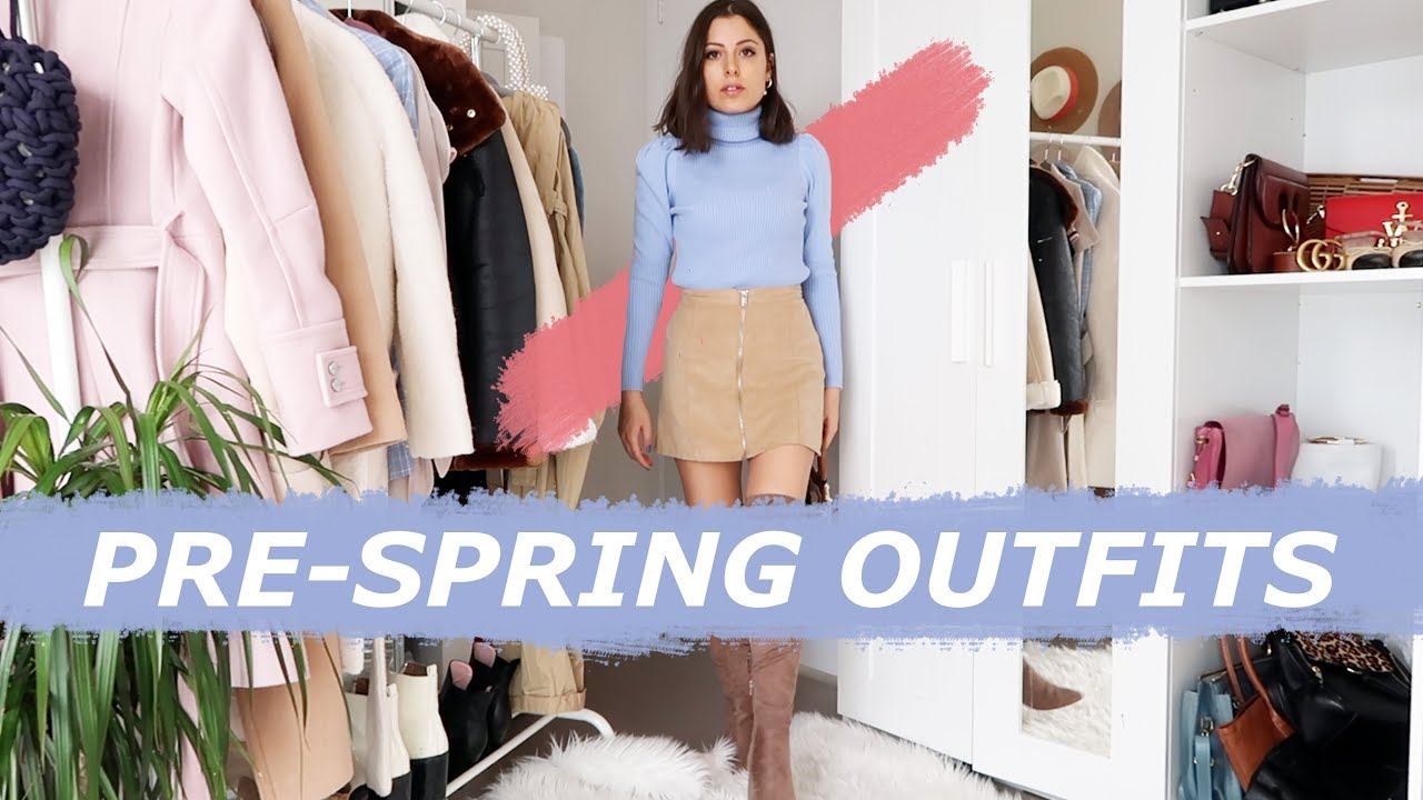 Pre-Spring Outfits Ideas | Love of Mode 2