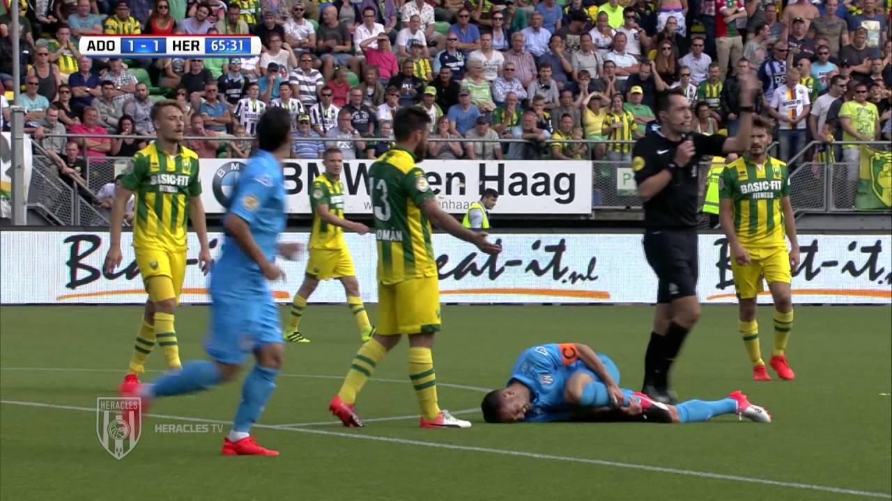 ADO Den Haag - Heracles Almelo | 28-08-2016 | Samenvatting