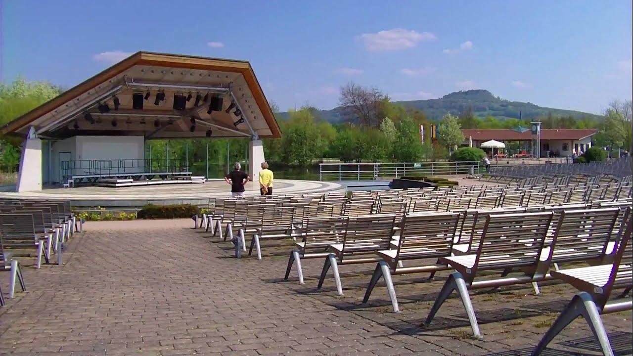 Kurpark Bad Staffelstein - YouTube