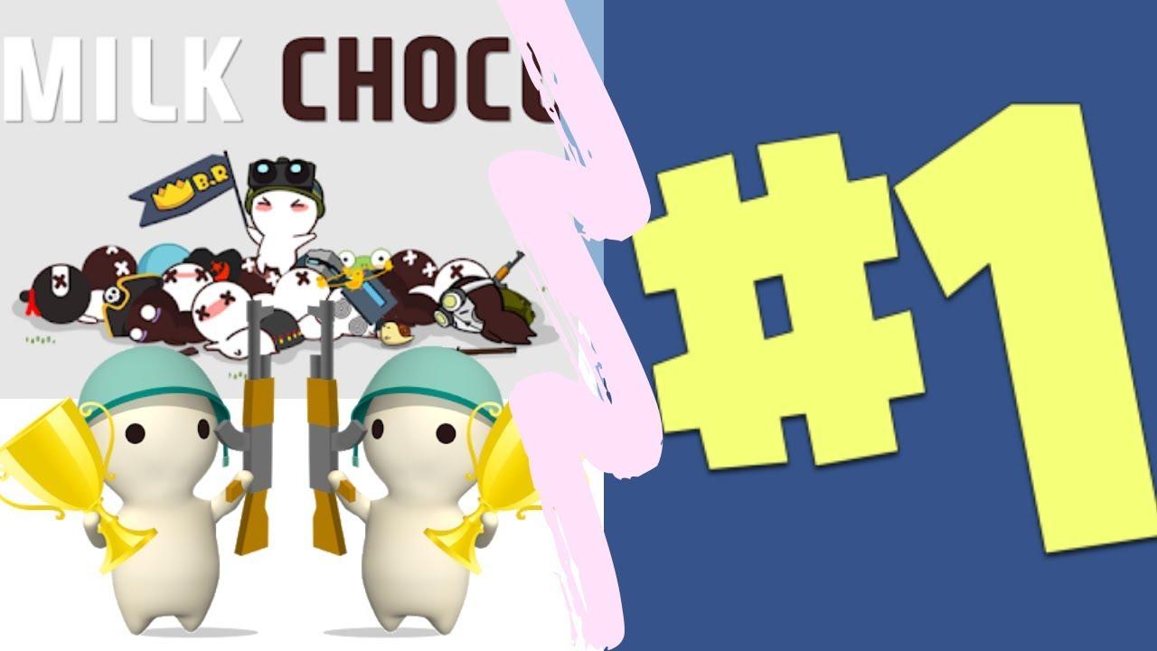 TOP 1 ĐẦU TIÊN TRONG GAME SỮA CHOCO!!