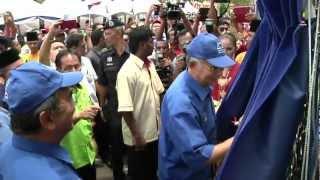 Najib Razak : Lawatan Kerja Ke Melaka #2