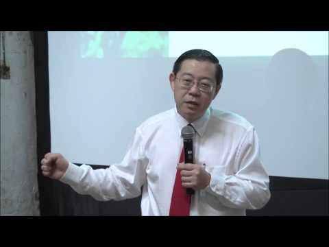 Penang Leaders Forum - Chief Minister's address