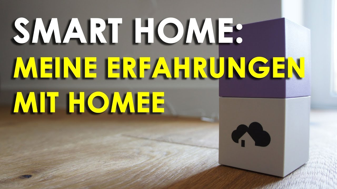 homee brain cube smart home zentrale erfahrungsbericht. Black Bedroom Furniture Sets. Home Design Ideas