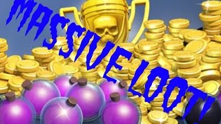 Clash of Clans Update MASSIVE Loot at stake!