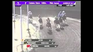 Vidéo de la course PMU PREMIO CRUCERO FAMOSO