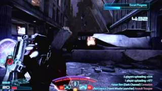 Mass Effect 3 Multiplayer 2: Marvel