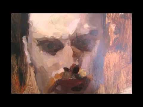Oil Portrait Copy after John Singer Sargent