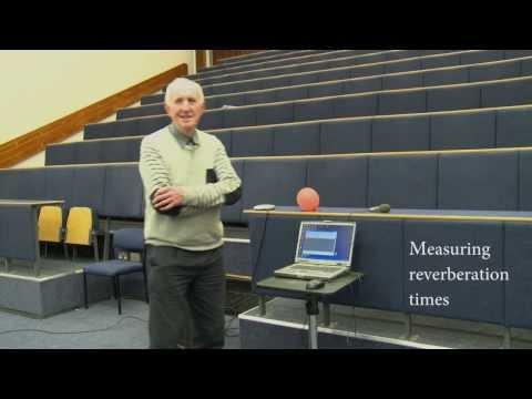 Measuring Reverberation Time