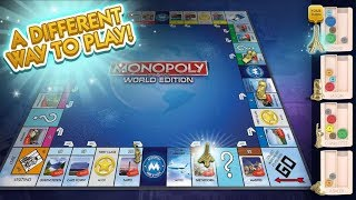 Monopoly Here and Now: World Edition - full match