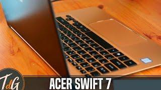 Acer Swift 7, review en español
